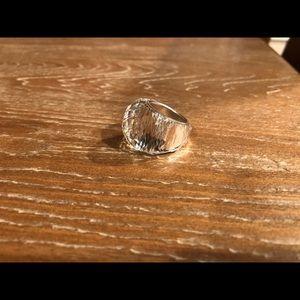 Swarovski Nirvana ring